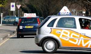 Women failing driving tests far more than men – but are