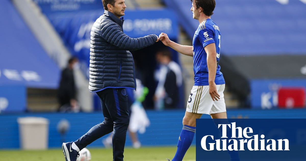 Chelsea hope Ben Chilwell will request transfer to lower Leicester asking price