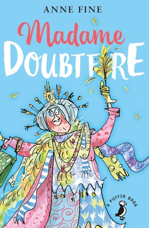 Madame Doubtfire by Anne Fine