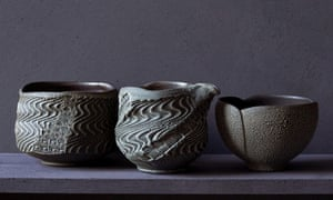 Ceramics by Kasama potters Tatshushi Nemoto and Shungo Nemoto