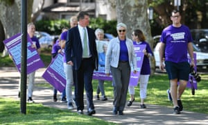 Independent candidate for Wentworth Kerryn Phelps