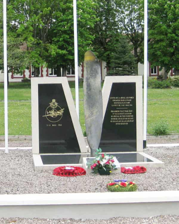 Memorial at Mailly-le-camp