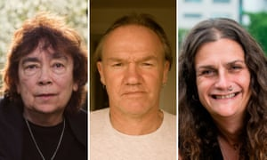Indigenous Australian authors Alexis Wright, Tony Birch and Claire Coleman.
