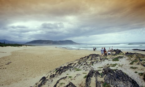 Nature's Valley, Garden Route, Eastern Cape, South Africa