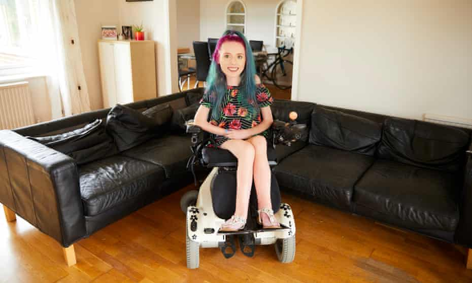 Marni Smyth, who had a catheter fitted three years ago