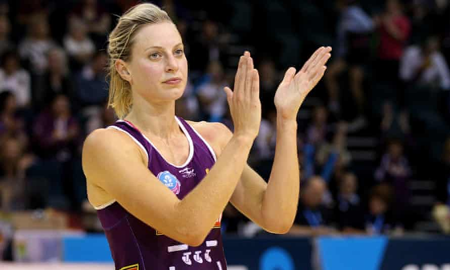 """The opposition will be out to prove a point; we have to be ready for that,"""" Firebirds captain Laura Geitz says."""