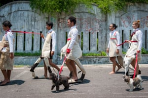 Mella Jaarsma's Dogwalk