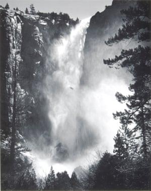 Bridalveil Falls, Yosemite National Park, California, 1927