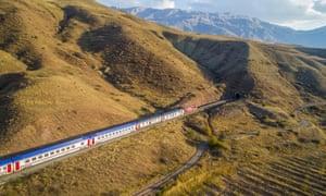 Ankara to Kars express
