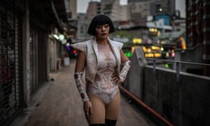 Taipei, TaiwanVilian Nangavulan, a Taiwanese drag queen. Last week, Taiwan became the first state in Asia to legalise same-sex marriage.