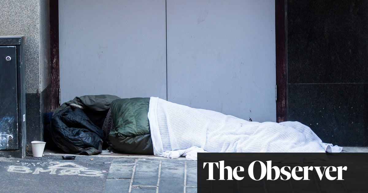 Secret plan to use charities to help deport rough sleepers