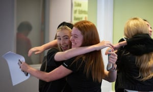 GCSE results: girls fare better than boys under more