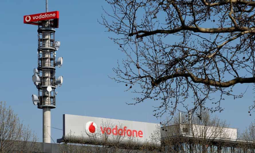 Vodafone site