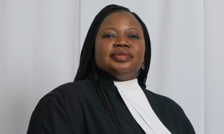 The ICC's prosecutor, Fatou Bensouda, said 'the prospects of my office investigating and prosecuting those most responsible, within the leadership ... appear limited.'