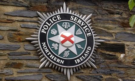 Police Service of Northern Ireland (PSNI) logo