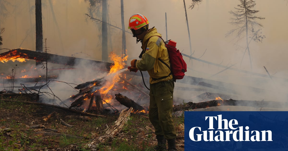 Siberia wildfires: Russia army planes and thousands of firefighters battle blazes