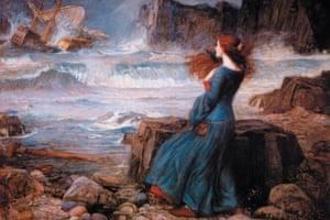 Miranda John William Waterhouse