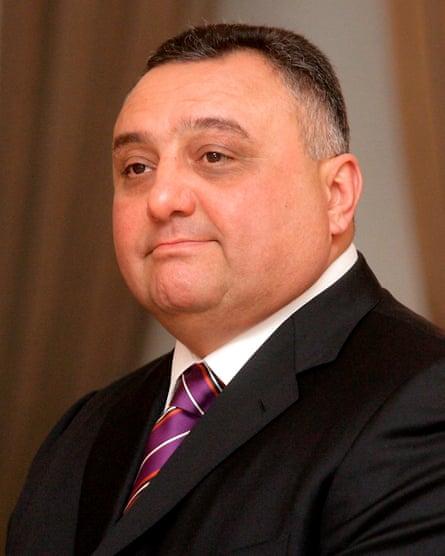 Eldar Mahmudov, Azerbaijan's former national security