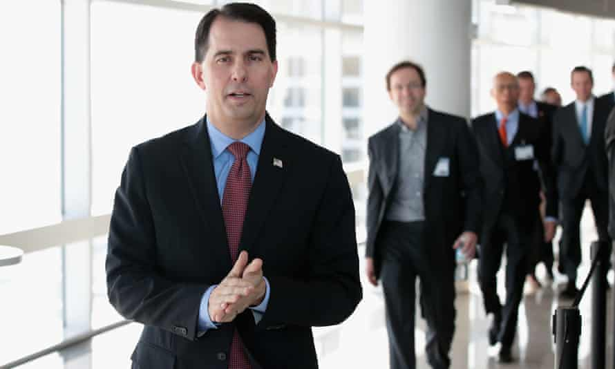 Scott Walker has survived a lot in Wisconsin's notoriously roughhouse political arena.