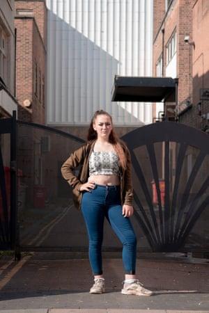 Hanya, 16, Middlesbrough.