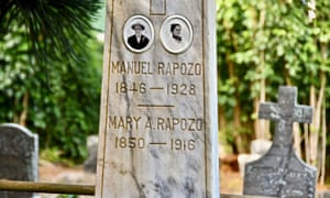 When Manuel Rapozo died in 1928, ownership of his land was passed to his children, and then down through the generations.