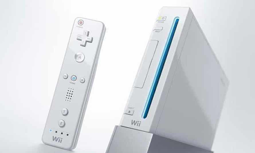 Nintendo's Wii and revolutionary remote.