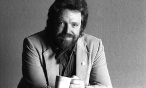John Perry Barlow, founder of the Electronic Frontiers Foundation and the Freedom of the Press Foundation, in 1991.