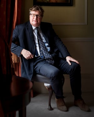 City grandee and hedge fund manger Crispin Odey.
