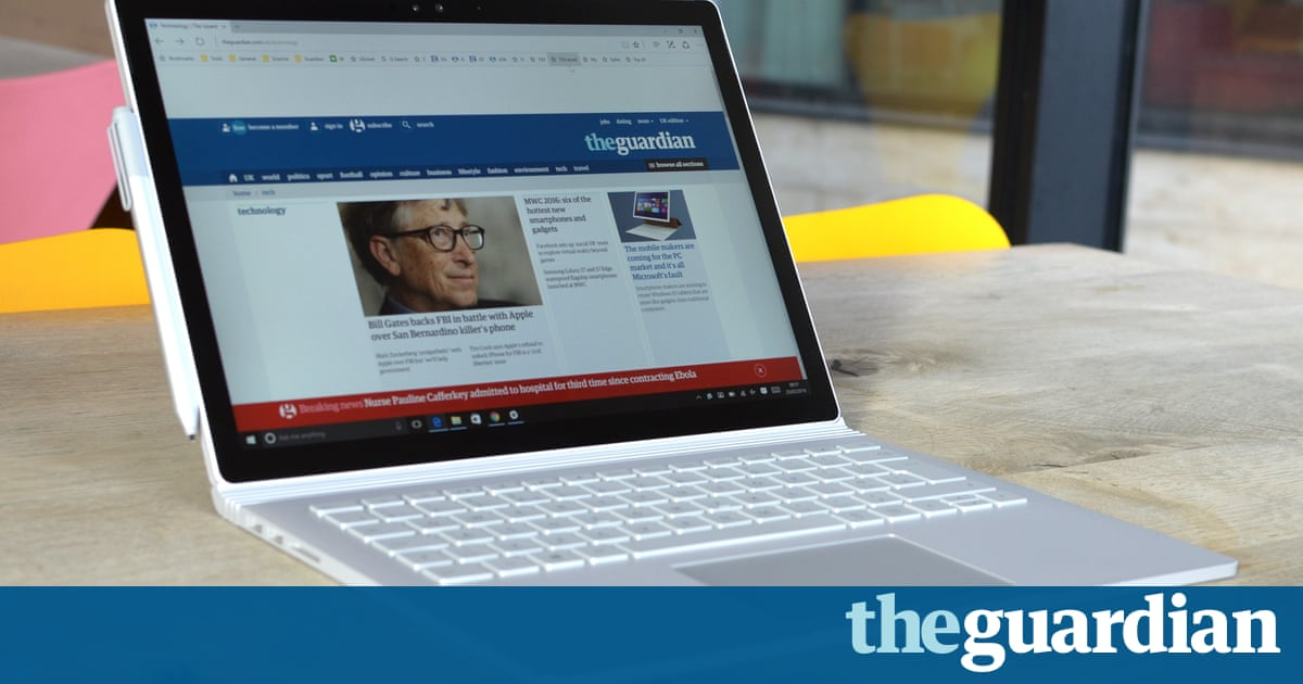 Microsoft Raises Prices of Some Laptops by up to £400 Due to Brexit