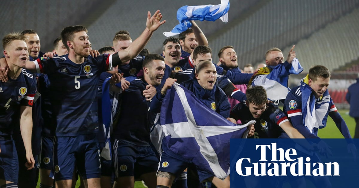 Scotlands Euro 2020 play-off triumph never in doubt – Football Weekly Extra