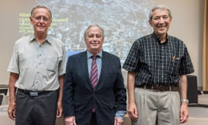 Peter van Nieuwenhuizen, Sergio Ferrara and Daniel Freedman