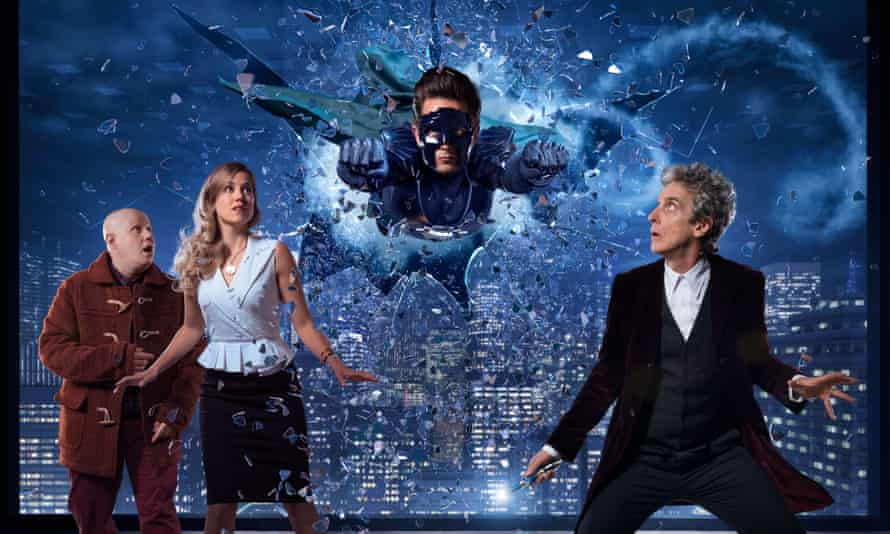 The Return of Doctor Mysterio … Steven Moffat has perfected the Doctor Who Christmas.