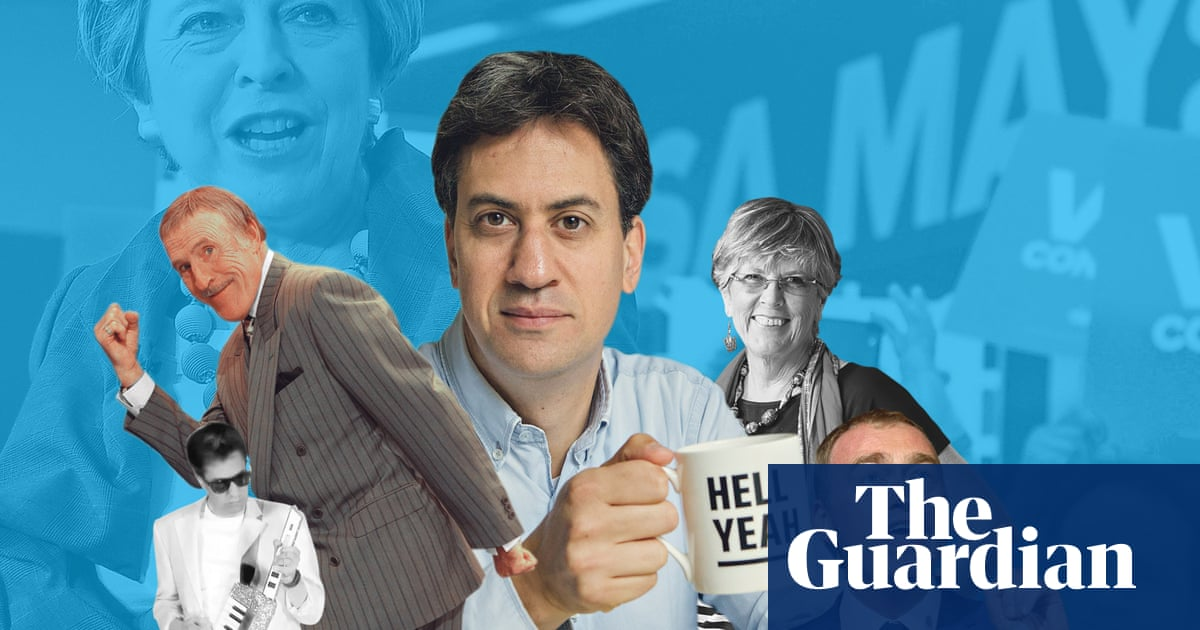 Ed Miliband's pub quiz of 2017 | From the Guardian | The Guardian