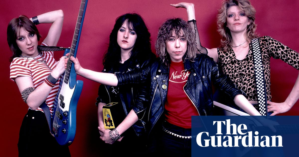 We used to shout back: No, you get em off! – Girlschool on 40 years of rocking