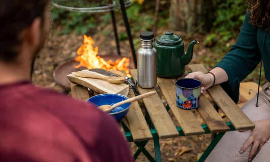 Candleston Campsite near Bridgend
