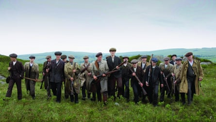 Still from Ken Loach film The Wind That Shakes The Barley