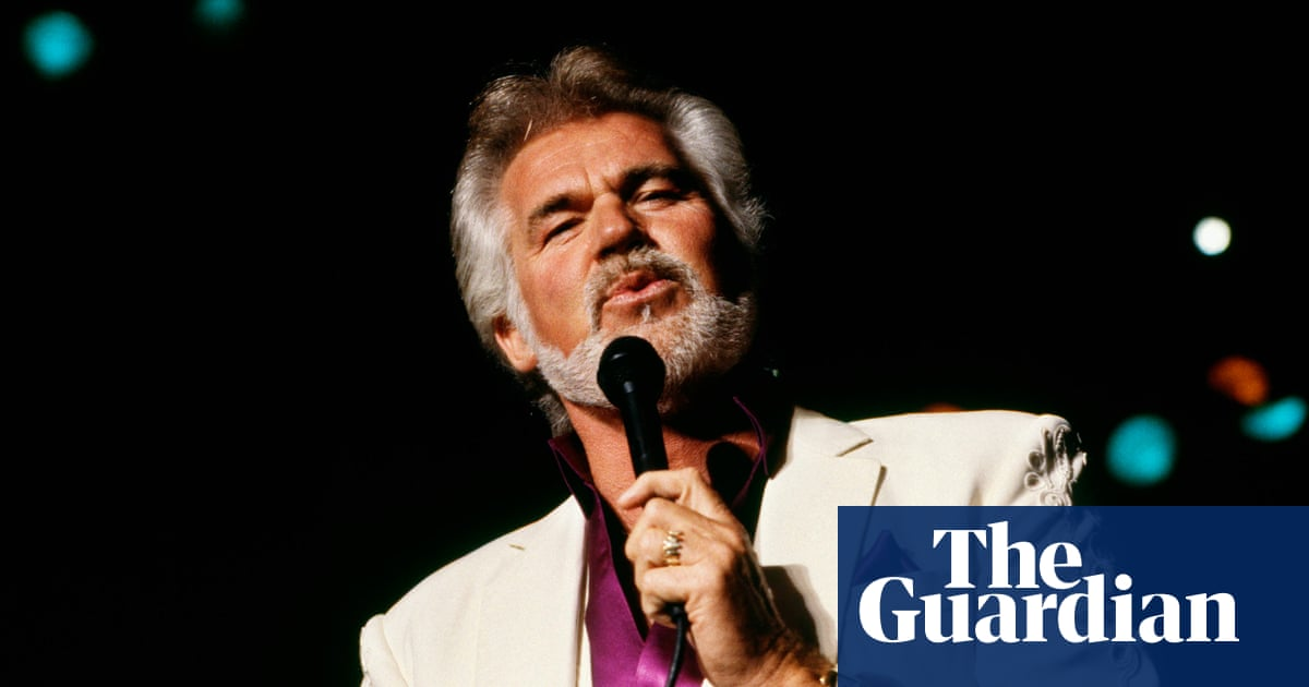Kenny Rogers Obituary Country The Guardian