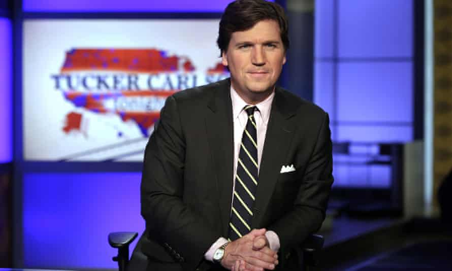 Tucker Carlson has a long record of making racist and inflammatory statements on his Fox News show.