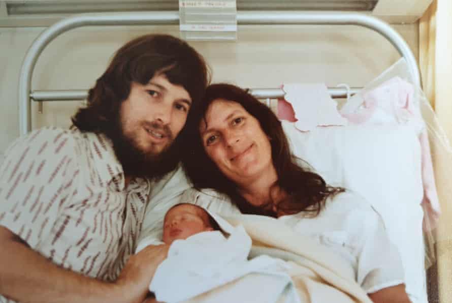 John an Marjorie's first daughter was born in December 1981