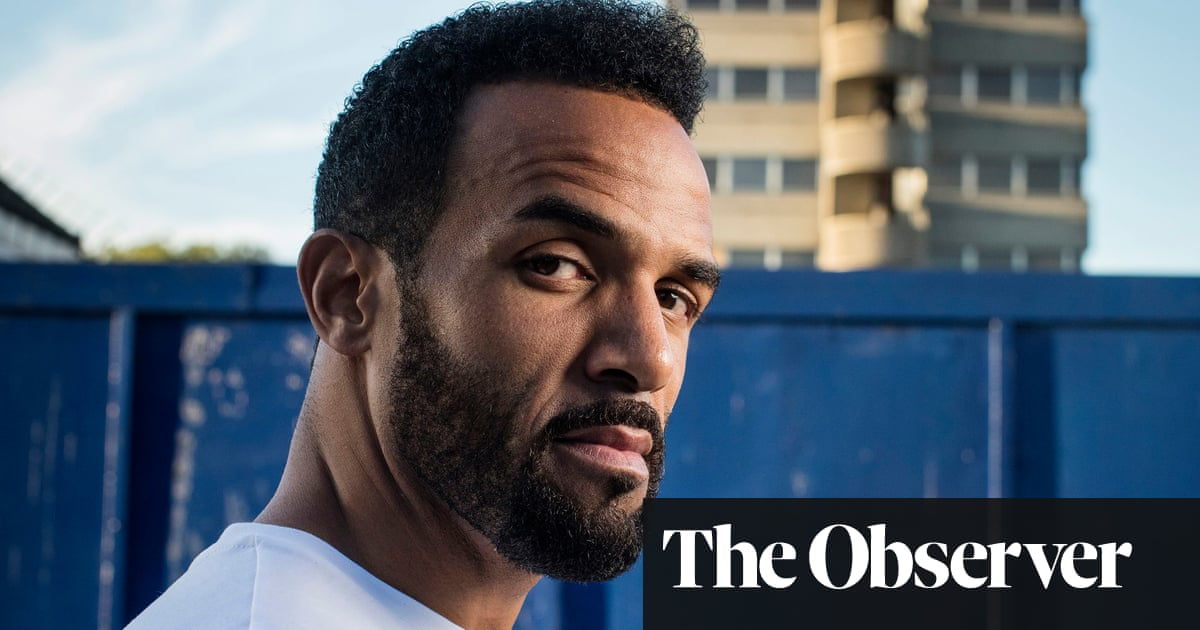 Craig David: 'Bo' Selecta! was a blessing in disguise'