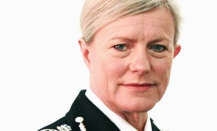 Sara Thornton, head of the National Police Chiefs' Council