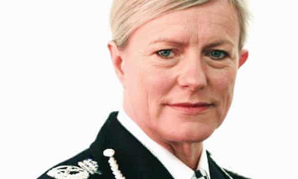Sara Thornton, head of the National Police Chiefs Council.