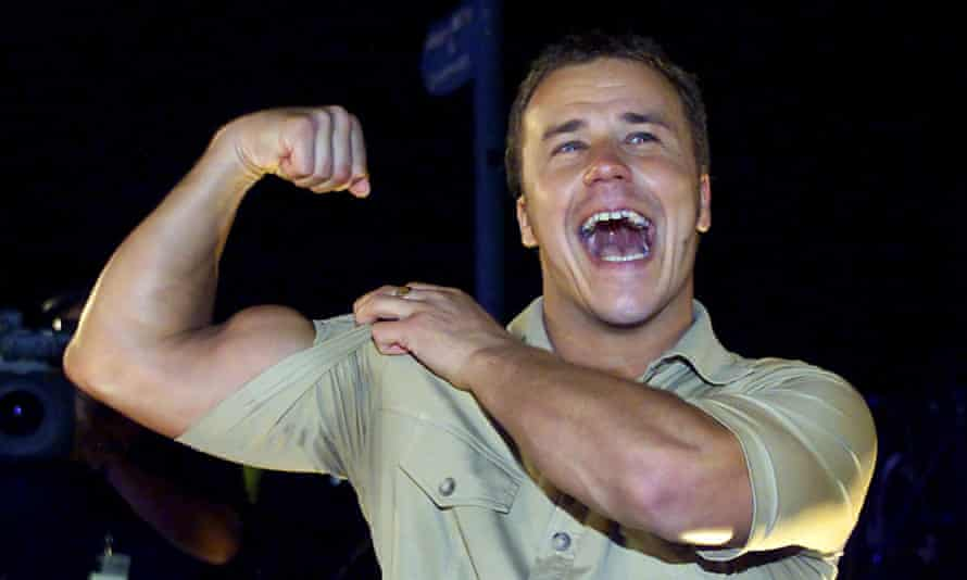 Craig Phillips wins the first series of Big Brother
