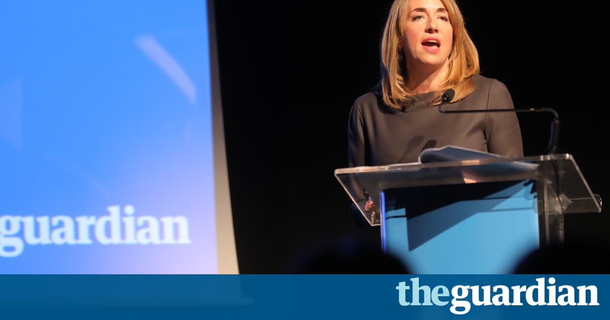 Katharine Viner: in turbulent times, we need good journalism more than ever