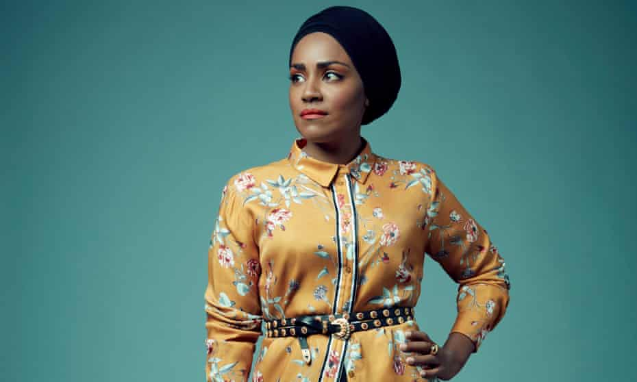 Nadiya Hussain: 'If you'd asked me five years ago, what does it feel like to be a Muslim, I would have said, look, can we just talk about the cooking and the baking?'
