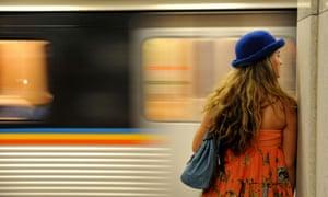 Dark journeys in The Girl on the Train