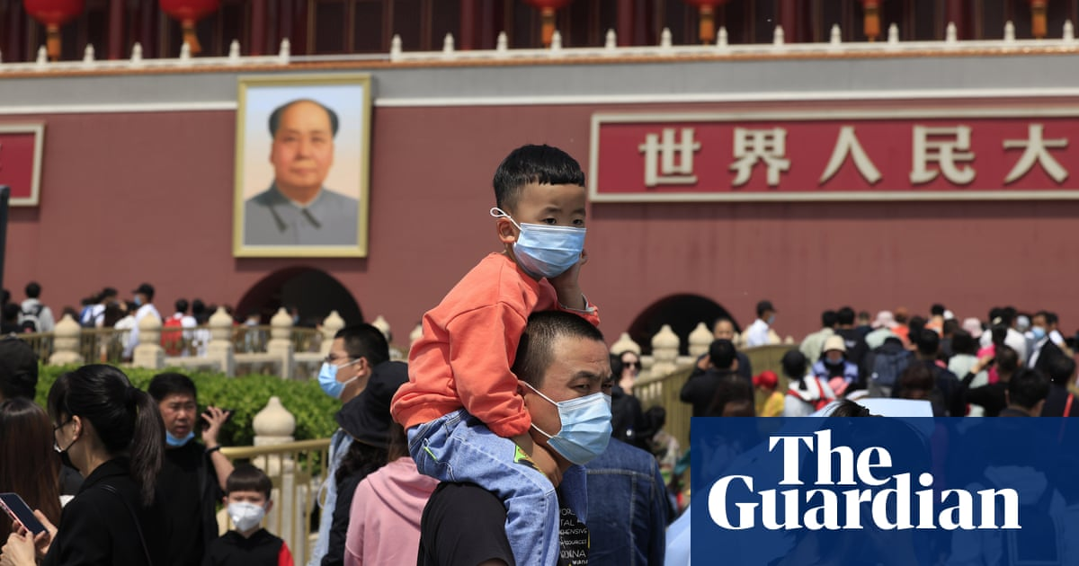 China announces three-child limit in major policy shift