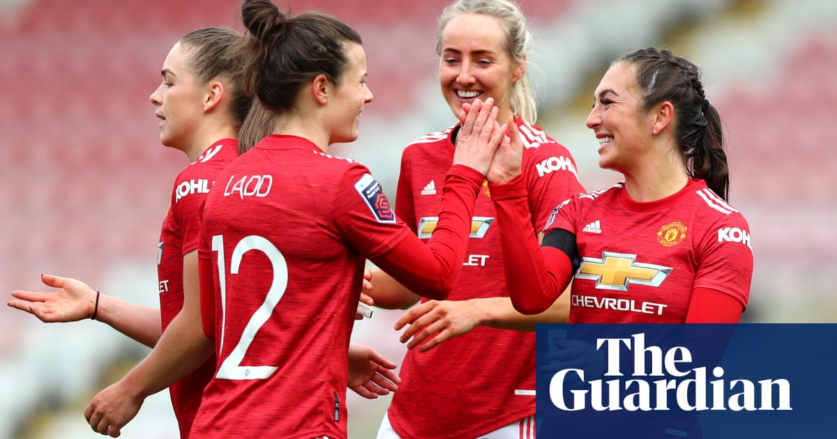Manchester United Women at Old Trafford is great – and a chance missed