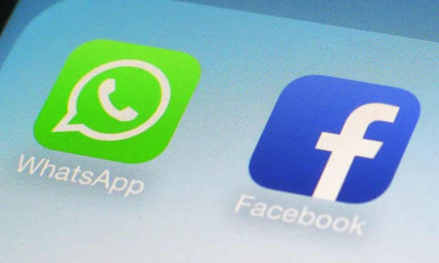 WhatsApp and Facebook: a relationship that just took a rather too intimate turn for many users.