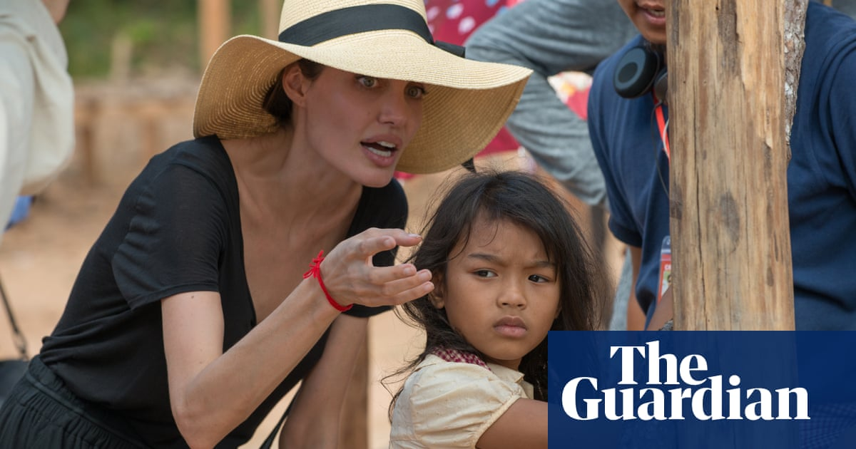 Among the ghosts of Cambodia s killing fields  on the set of Angelina  Jolie s new film 07b25244aa11
